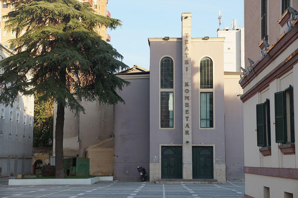 Teatro Nazionale, Tirana, Albania