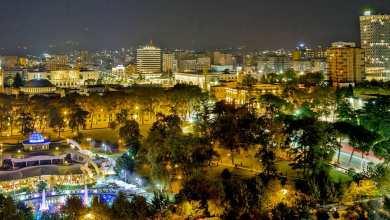 Stradegia Turismo Albanese Tirana By Night, Foto Di Giti Kolasi