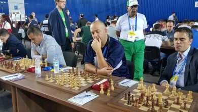 Olimpiadi di Batumi 2018 Scacchi Albanesi