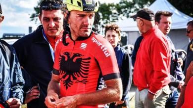 Eugert Zhupa Ciclista Albanese 2