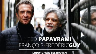Tedi Papavrami François Frédéric Guy