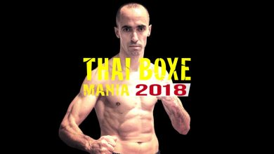 Ervis Bici Muay Thai Torino