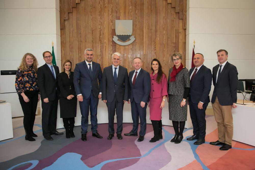 Dublin Connect Albania