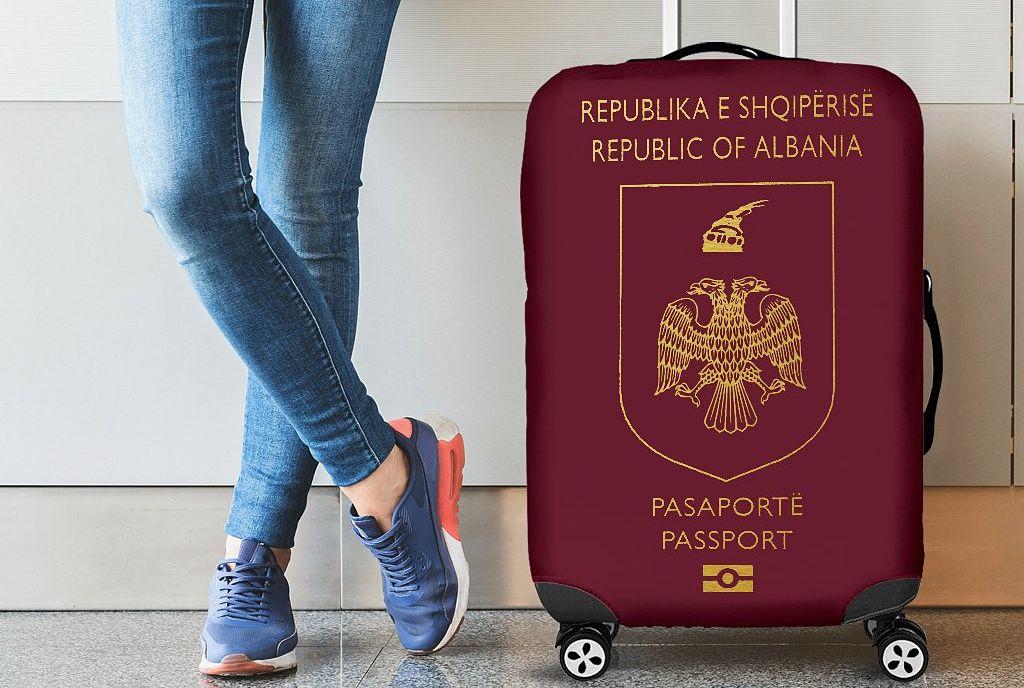 Henley Passport Index 2019 Albania