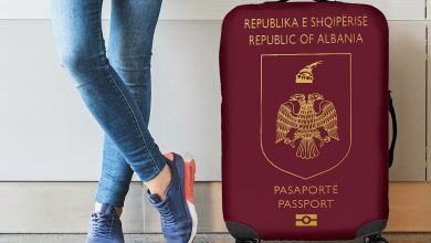 Henley Passport Index 2019 Albania