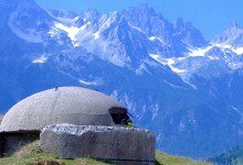 Albanain Bunker Northern Albania CC2 Fingalo CC3 Concrete Mushrooms