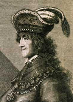 Portrait of Scanderbeg, ca. 1648