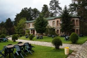 Voskopoja: Hotel Akademia