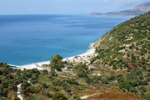 Strand von Bunec