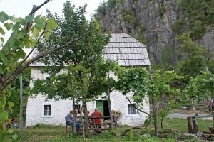 Gästehaus in Theth