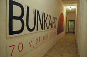BunkArt: Grosser unterirdischer Führungsbunker in Tirana