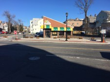 New Traffic Flow at Scotts Bakery