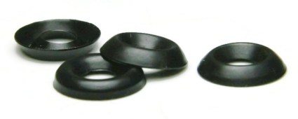 blackening finishing cup washers
