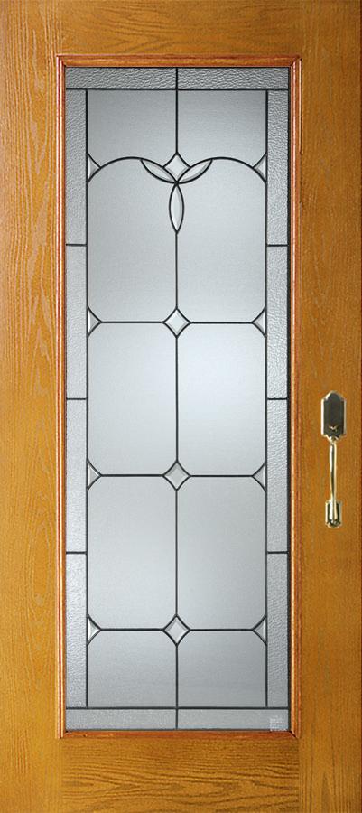 Albany Door Glass Examples