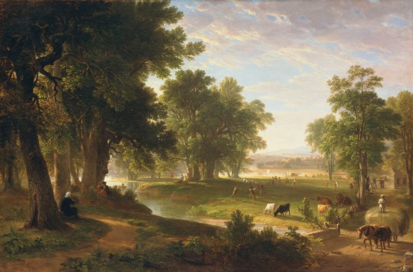 Popular Appeal Of Landscape - Albany Institute History And Art