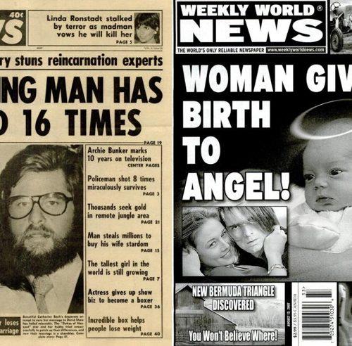 Fake News Headlines - Albany Public Library