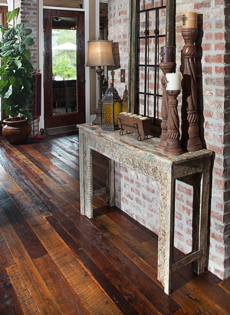 When It Comes to Wood Floors, Choose Wisely