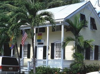 Caribbean Style Wood Home Florida