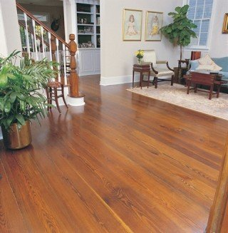 What Is Meant By Wide Plank Flooring?