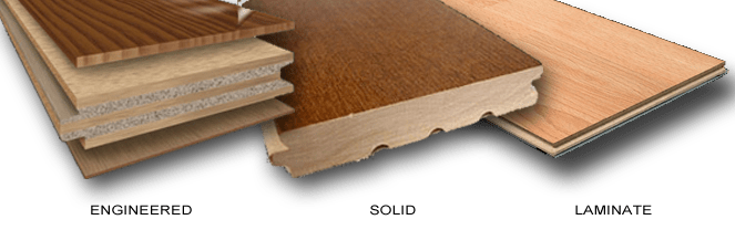 Engineered Wood Flooring vs Laminate Flooring