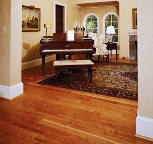 Hardwood Flooring American Cherry