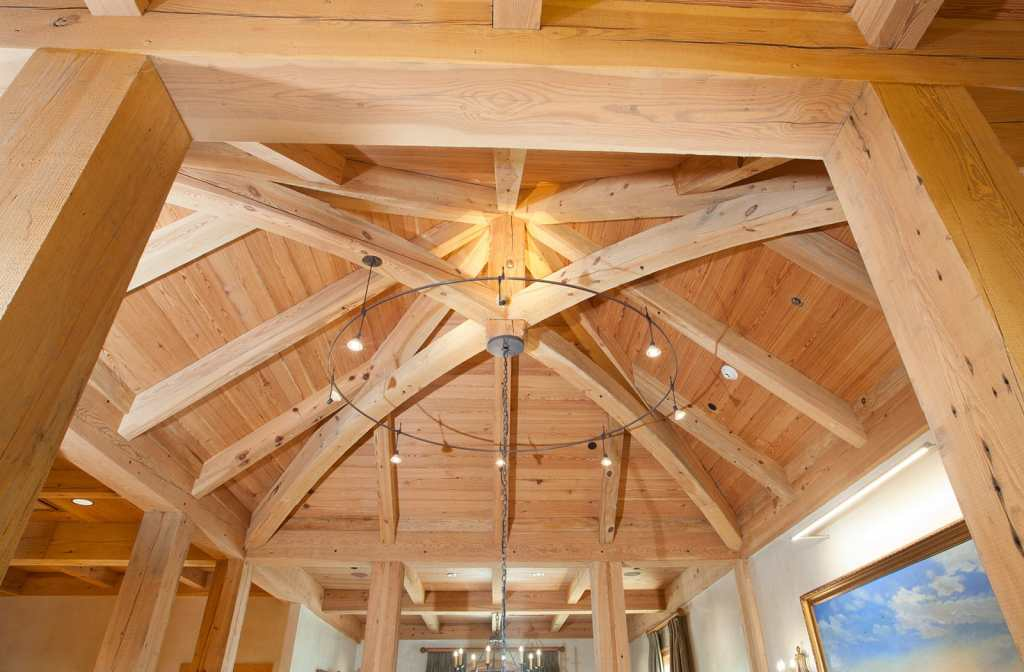 How do I pick the right size pine beams for my home remodel?