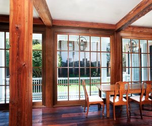 Albany Woodworks Cypress Windows Orleans Collection Flooring Pine Beams