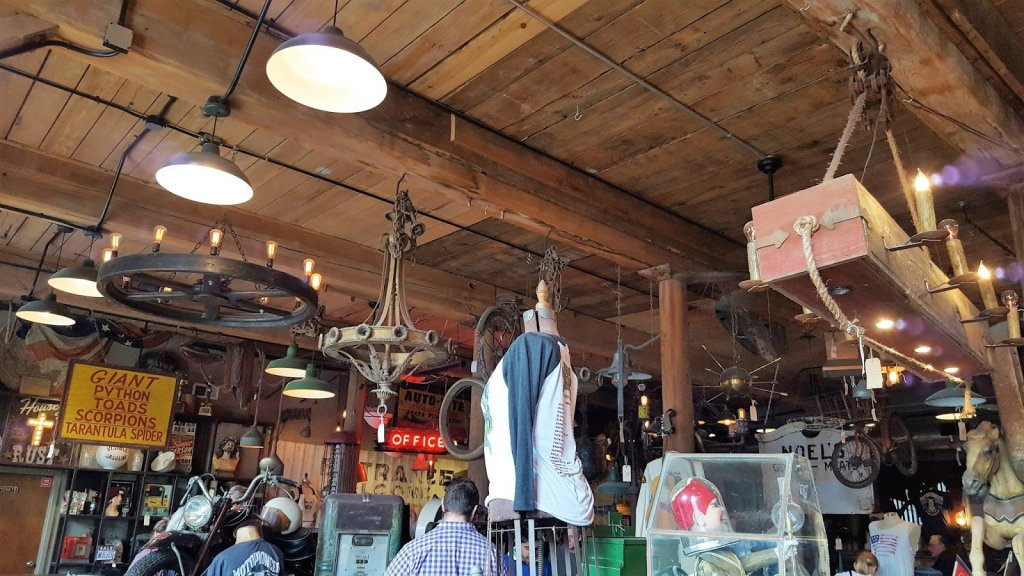 """American Pickers"" Nashville Store History and Other Historic Finds"