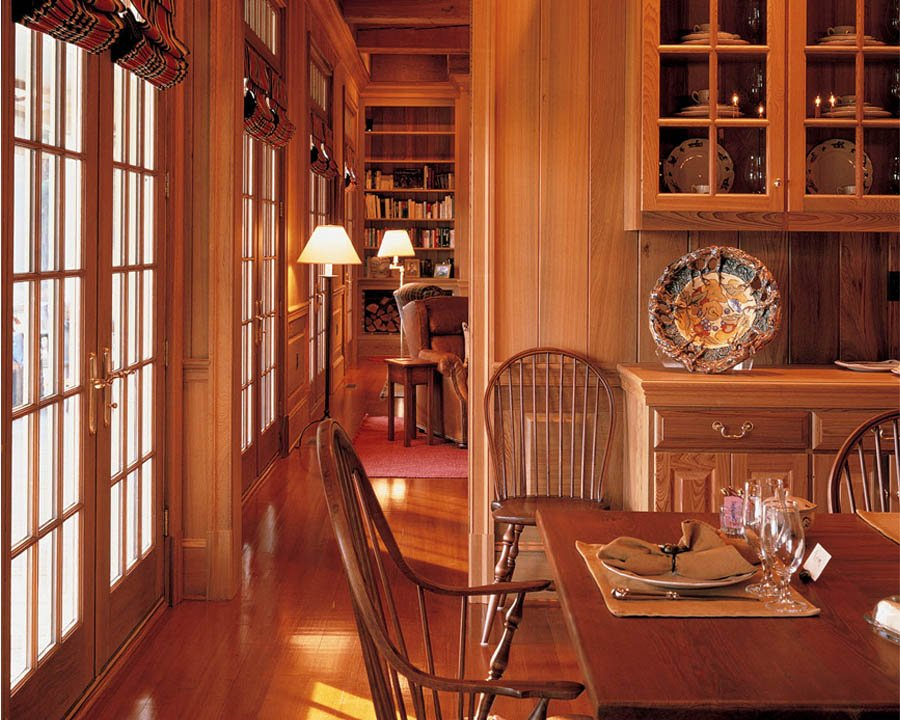 Sinker Cypress Paneling, cypress windows, cypress cabinets