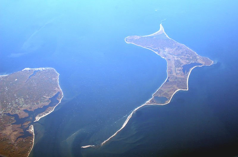 Gardiner's Island, NY: 400 Years of a Pirates, Virgin Growth Forests and Historic Buildings Part 1