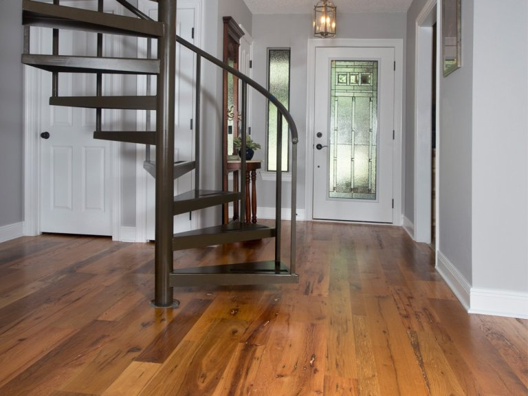 Mixed Hardwoods Flooring