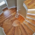 antique-heart-pine-spiral-staircase