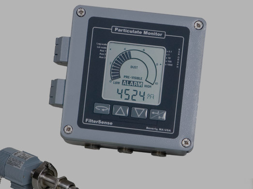 PARTICULATE MONITORING & CONTROL SOLUTIONS