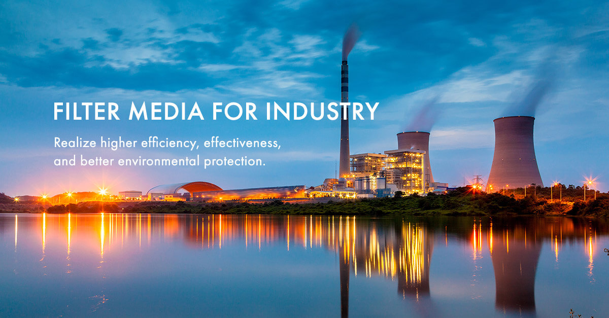 Albarrie is a filter media supplier for air filtration and liquid filtering applications