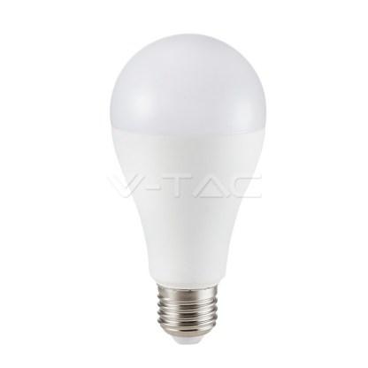Lampadina LED E27 Chip Samsung 1250lm Bulb A65 15W (85w)
