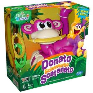 Donato Scimmiotto Scatenato Hasbro 2043