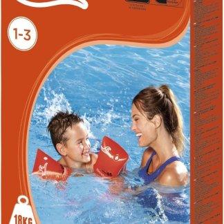 Braccioli Premium Bestway 32114 Safe-2-Swim 1-3anni