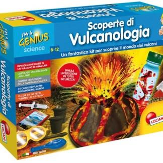I'm a Genius Science Laboratorio di Vulcanologia 59515