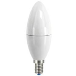 Lampada LED Oliva Opale 4w 240lumen Calda E14 2700k