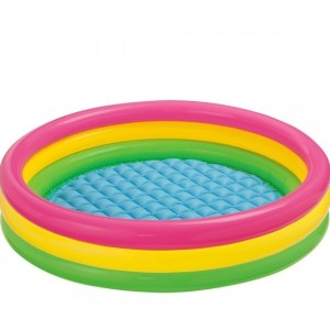Piscina Baby 3 anelli 86x25 cm Intex