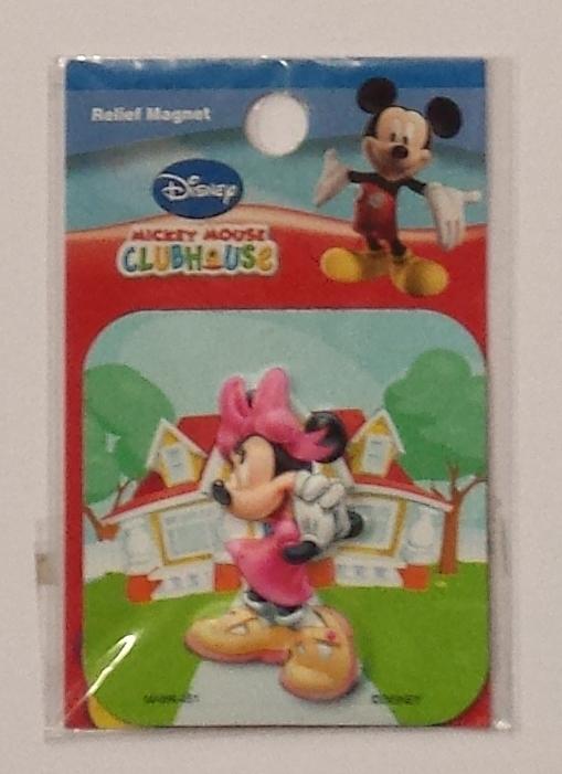 Calamita Mickey Mouse Magnete 3D Topolino Disney Mickey2