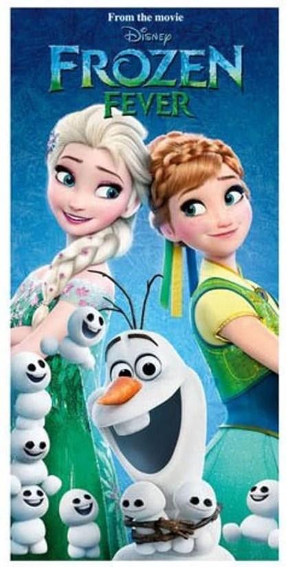 Telo Mare Frozen Disney cotone 70 x 140 cm