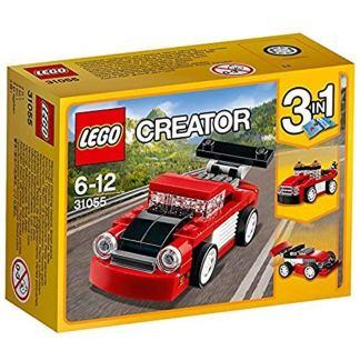 Lego Creator Bolide Rosso 31055