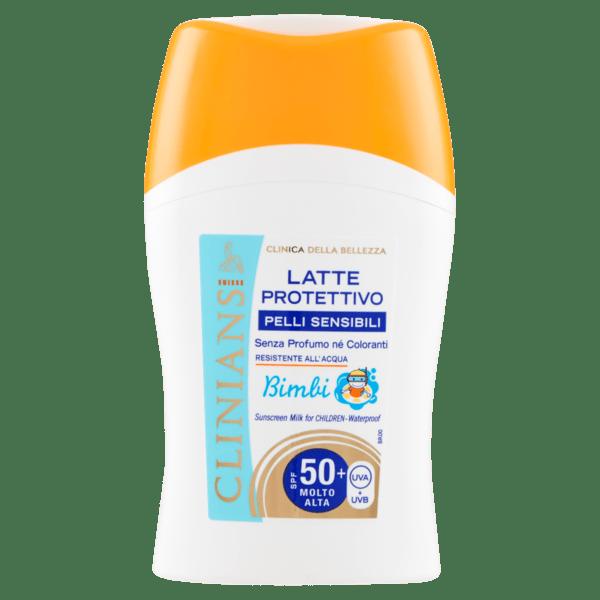 Clinians Latte Solare Bimbi Spray Protettivo SPF 50+ - 150ml