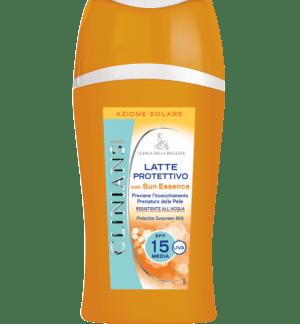 Clinians Latte Solare Protettivo SPF 15 - 200ml