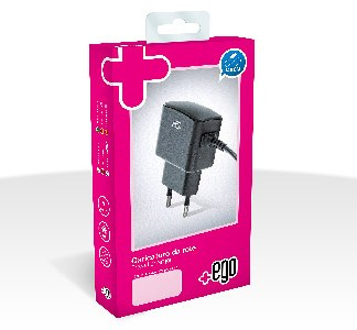 Caricatore da rete 1A Micro Usb 140cm Travel charger
