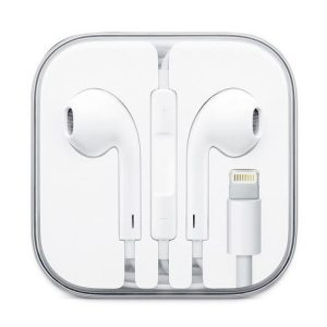 Auricolari EarPods Lightning per Apple