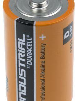 Batterie Torcia D Duracell Industrial Procell Alcaline Box 10pz
