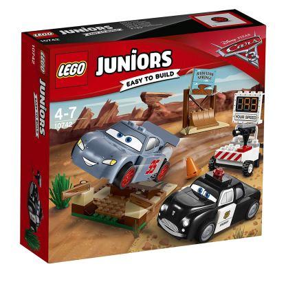 LEGO Juniors Test di velocità a Picco Willy - 10742