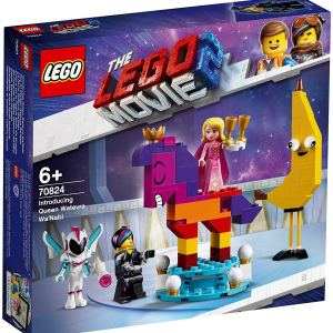 Lego Movie 2 Introducing Queen Watevra Wa'Nabi 70824